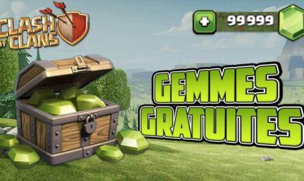 Generateur de gemme clash of clan gratuit 2020